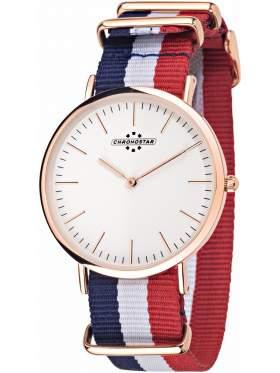 CHRONOSTAR R3751252001 Ανδρικό Ρολόι Quartz Ακριβείας
