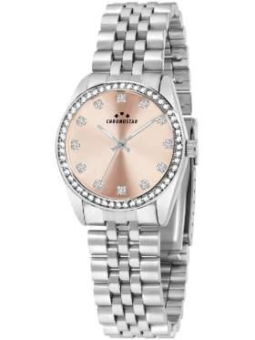 CHRONOSTAR R3753241516 Γυναικείο Ρολόι Quartz Ακριβείας