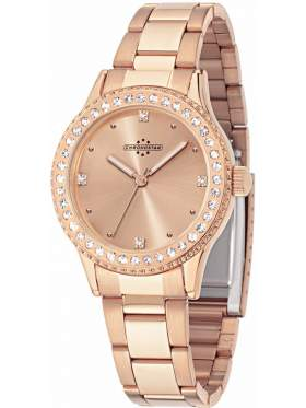 CHRONOSTAR R3753242504 Γυναικείο Ρολόι Quartz Ακριβείας