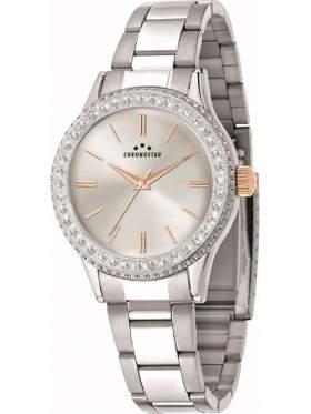 CHRONOSTAR R3753242513 Γυναικείο Ρολόι Quartz Ακριβείας