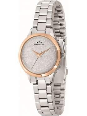 CHRONOSTAR R3753279505 Γυναικείο Ρολόι Quartz Ακριβείας