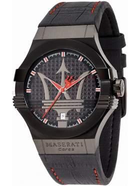 MASERATI R8851108010 Ανδρικό Ρολόι Quartz Ακριβείας