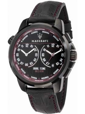 MASERATI R8851121002 Ανδρικό Ρολόι Quartz Dual Time