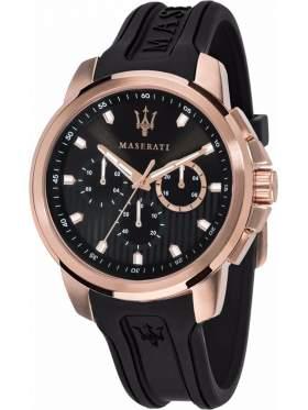 MASERATI R8851123008 Ανδρικό Ρολόι Dual Time