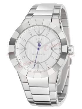 MASERATI Tridente Stainless Steel Bracelet R8853103001