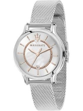 MASERATI EPOCA R8853118509 Γυναικείο Ρολόι Quartz Ακριβείας
