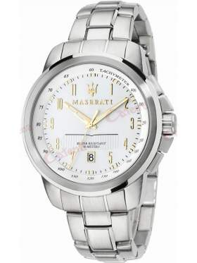 MASERATI R8853121001 Ανδρικό Ρολόι Quartz Ακριβείας