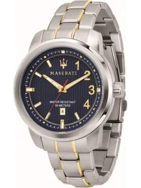 MASERATI ROYALE R8853137001 Ανδρικό Ρολόι Quartz Ακριβείας