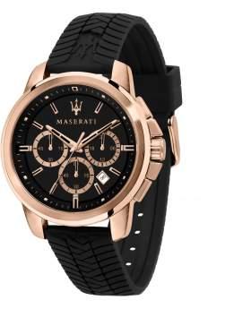 MASERATI SUCCESSO R8871621012 Ανδρικό Ρολόι Quartz Χρονογράφος Ακριβείας