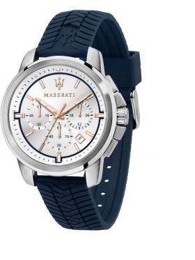 MASERATI SUCCESSO R8871621013 Ανδρικό Ρολόι Quartz Χρονογράφος Ακριβείας