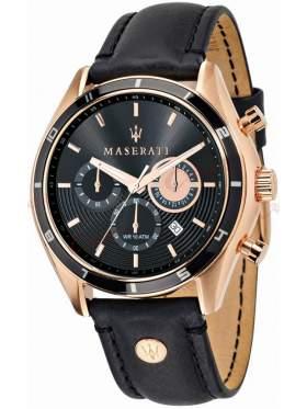 MASERATI R8871624001 Ανδρικό Ρολόι Quartz Χρονογράφος Ακριβείας fe9eee169ec