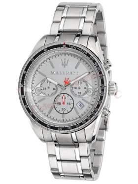 MASERATI Plancia Chronograph Stainless Steel Bracelet R8873602003