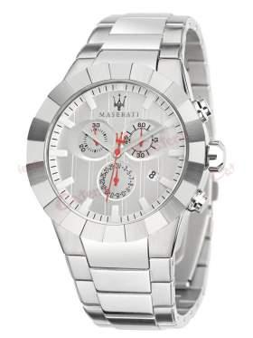 MASERATI Tridente Chronograph Stainless Steel Bracelet R8873603001