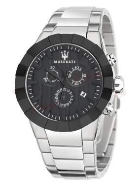 MASERATI Tridente Chronograph Stainless Steel Bracelet R8873603002
