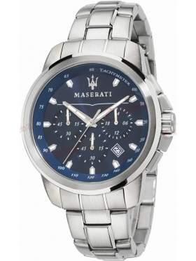 MASERATI R8873621002 Ανδρικό Ρολόι Quartz Χρονογράφος Ακριβείας