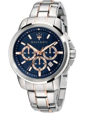 MASERATI SUCCESSO R8873621008 Ανδρικό Ρολόι Quartz Multi-Function
