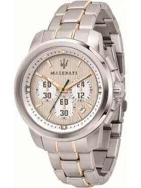 MASERATI ROYALE R8873637002 Ανδρικό Ρολόι Quartz Multi-Function