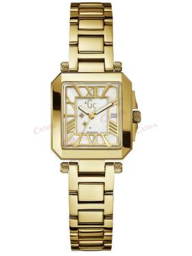 GUESS Collection Gold Stainless Steel Bracelet A52004L1