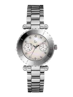 GUESS Collection Stainless Steel Bracelet Callendar I30500L1