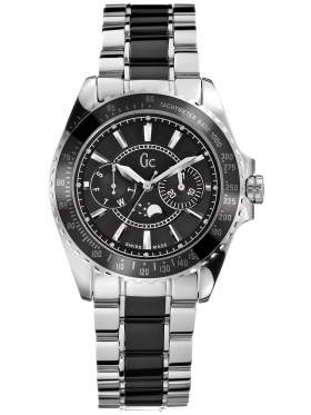 GUESS Collection  Gc Black Ceramic Callendar I41005M2