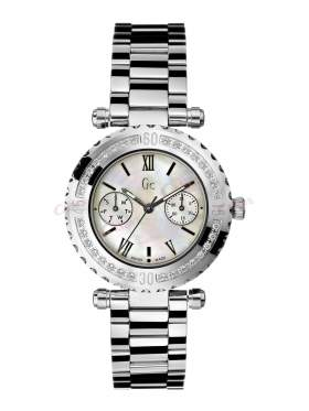 GUESS Collection Stainless Steel Diamond Ladies  I71500L1