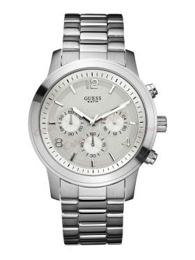 GUESS Chronograph Stainless Steel Bracelet W12605L1