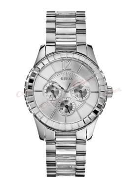 GUESS Multifunction Stainless Steel Bracelet W13582L2