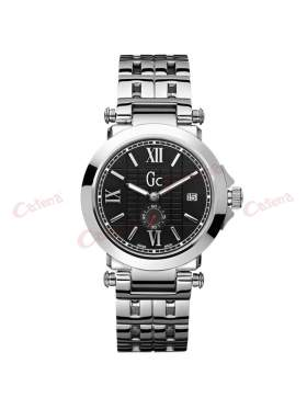 GUESS Collection Black Dial Stainless Steel Bracelet X61006G2
