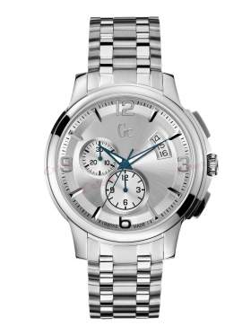 GUESS Collection Chronograph Stainless Steel Bracelat X83001G1S