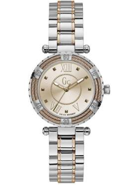GC Y41007L3 Γυναικείο Ρολόι Quartz Ακριβείας