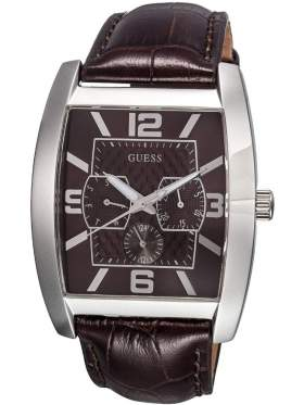 Mens Guess Power Broker Chronograph Watch W80009G2