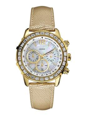 GUESS Ladies' Lady B Chronograph Watch W0017L2