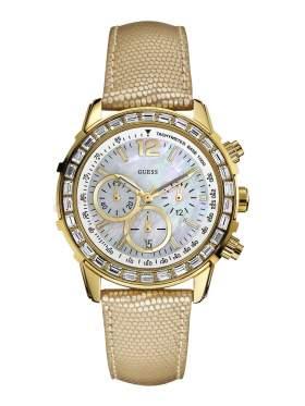 GUESS Ladies' Lady B Chronograph Watch W0017L2