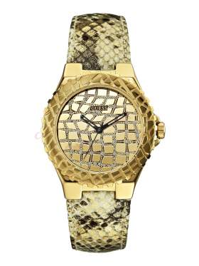 Guess Watches Women Horloge Gold W0227L2