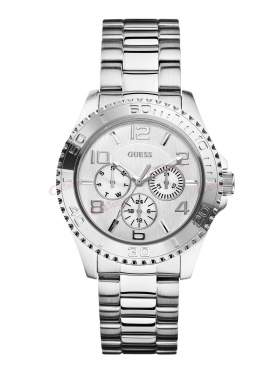 GUESS Stainless Steel Bracelet Chronograph W0231L1