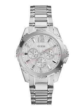 GUESS Stainless Steel Bracelet Chronograph W0232L1