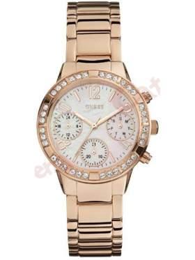 Guess W0546L3 Γυναικείο Ρολόι Quartz Multi-Function