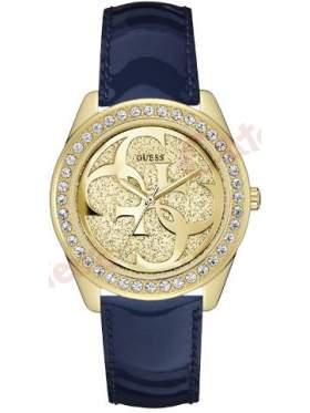 GUESS W0627L10 Γυναικείο Ρολόι Quartz Ακριβείας