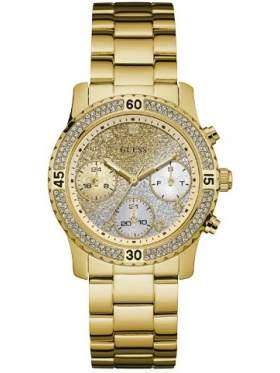 Guess W0774L5 Γυναικείο Ρολόι Quartz Χρονογράφος Ακριβείας