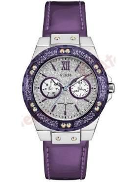 Guess W0775L6 Γυναικείο Ρολόι Quartz Multi-Function