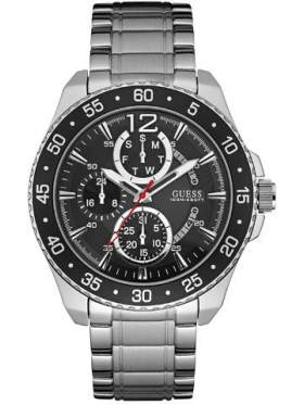 GUESS W0797G2 Ανδρικό Ρολόι Quartz Multi-Function