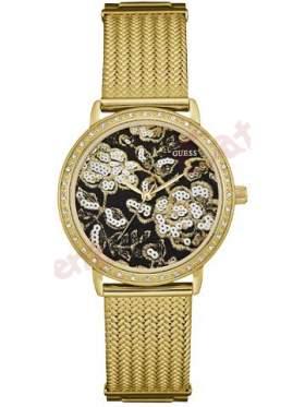 GUESS W0822L2 Γυναικείο Ρολόι Quartz Ακριβείας