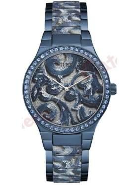 GUESS W0843L2 Γυναικείο Ρολόι Quartz Ακριβείας