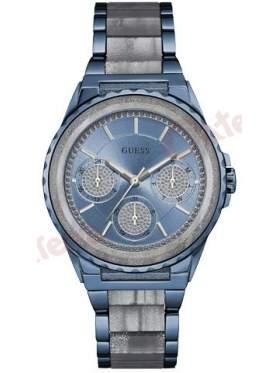 GUESS W0847L1 Γυναικείο Ρολόι Quartz Multi-Function