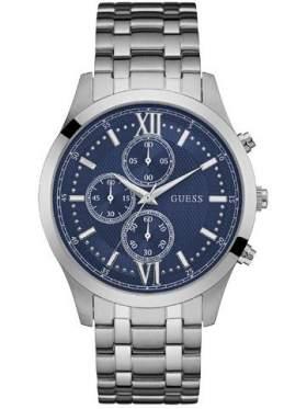 GUESS W0875G1 Ανδρικό Ρολόι Quartz Χρονογράφος Ακριβείας
