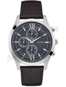 GUESS W0876G1 Ανδρικό Ρολόι Quartz Χρονογράφος Ακριβείας
