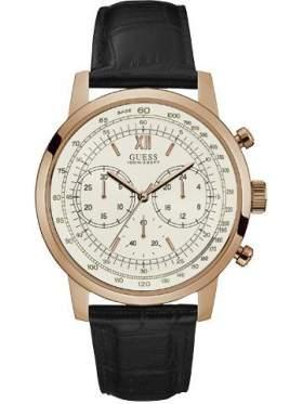 GUESS W0916G2 Ανδρικό Ρολόι Quartz Χρονογράφος Ακριβείας