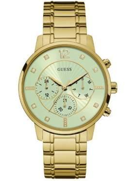Guess W0941L6 Γυναικείο Ρολόι Quartz Χρονογράφος Ακριβείας