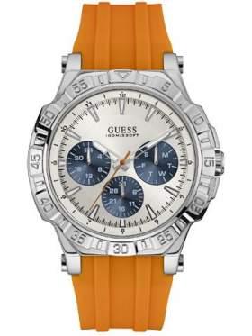 GUESS W0966G1 Ανδρικό Ρολόι Quartz Χρονογράφος Ακριβείας