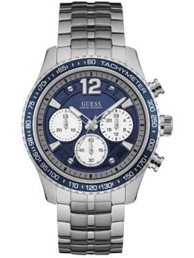 GUESS W0969G1 Ανδρικό Ρολόι Quartz Χρονογράφος Ακριβείας
